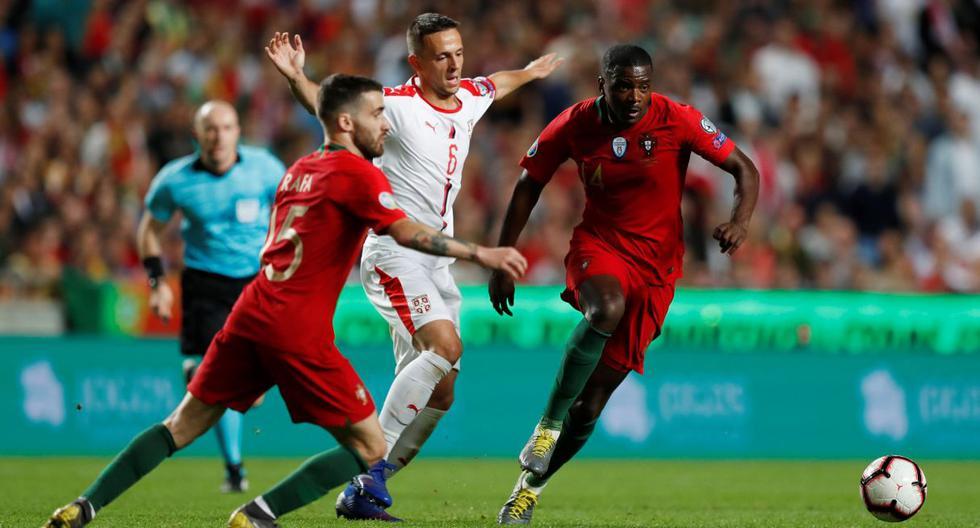 Portugal vs Serbia por Eliminatorias a la Eurocopa 2020