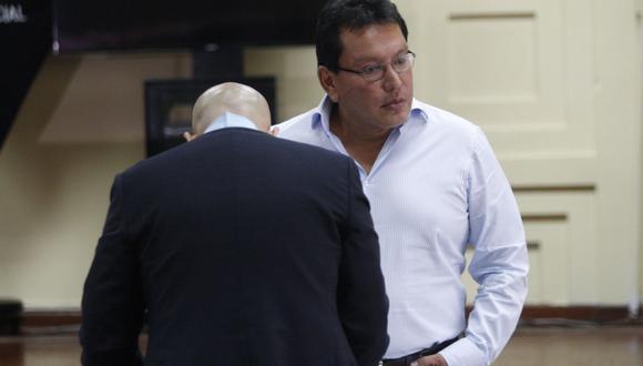 El Poder Judicial dictó 18 meses de prisión preventiva contra el gobernador regional del Callao, Félix Moreno.