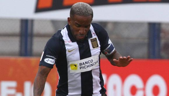 Jefferson Farfán listo para iniciar ante Binacional (Foto: Liga Profesional de Fútbol)