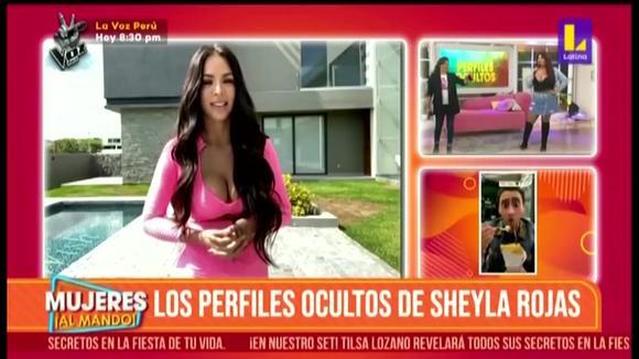 Sheyla Rojas quiere volver a ser madre