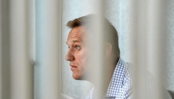 El equipo de Alexei Navalny, ha instado a la gente de todo el país a salir a las calles para exigir un tratamiento médico que le salve la vida. (Foto: AFP)