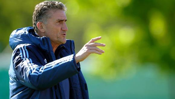 Edgardo Bauza se retiró de la dirección técnica. (Foto: AFP)