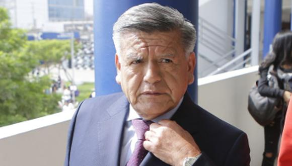 César Acuña. (Foto: Alonso Chero/GEC)