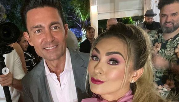 """Fernando Colunga y Aracely Arámbula fueron protagonista de la telenovela """"Abrázame muy fuerte"""" en el años 2000 y 20 años después lucen así (Foto: Instagram)"""
