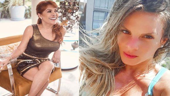 Magaly Medina y Alejandra Baigorria. (Instagram)