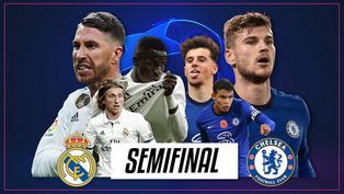 Real Madrid vs. Chelsea: conoce todos los detalles de las semifinales de Champions League