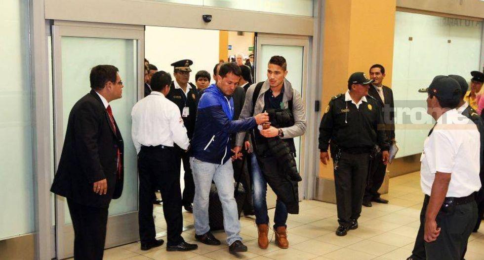 Selección peruana rechazará pedido de Inter de Porto Alegre.