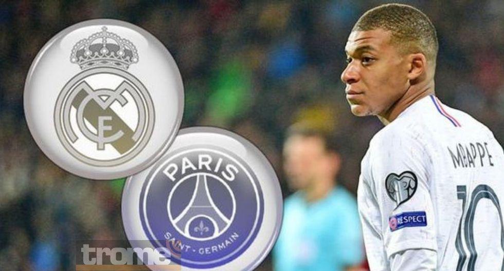 Kylian Mbappé y su nuevo intento por salir del PSG rumbo a Real Madrid