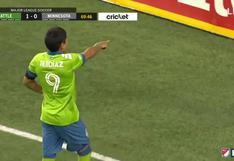 Raúl Ruidíaz se lució con doblete en victoria de Seattle Sounders por la MLS | VIDEO