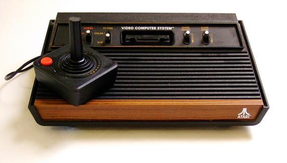 Atari 2600 cumple 44 años de lanzamiento al mercado.  Foto: Pexels