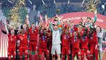Bayern Múnich cerró una increíble temporada (Foto: @fcbayern)