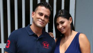 Christian Domínguez confesó haber  'apuntado la placa' a Pamela Franco hace más de 8 años