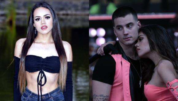 Mayra Goñi y Nesty | TROME