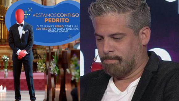 Pedro Moral y Tiendas Adams