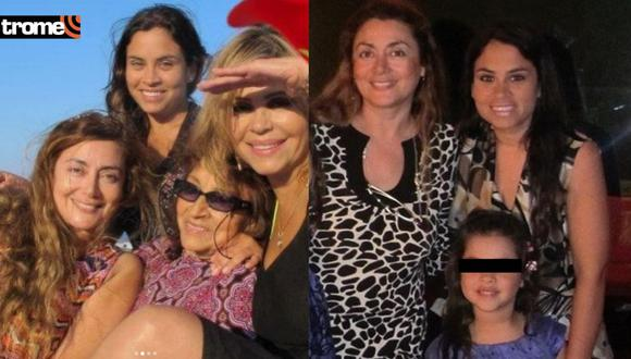 Fallece hermana de Gisela Valcárcel en plena cuaretena