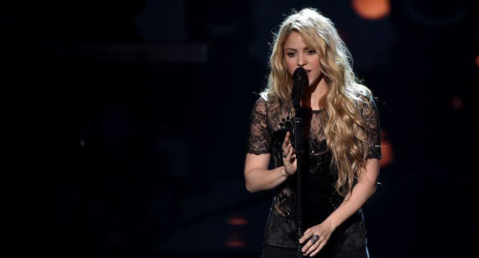 Se cumplen 20 años del MTV Unplugged de Shakira. (Foto: AFP)