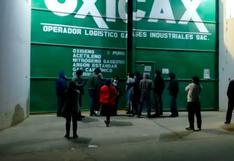 Cajamarca: Ciudadanos desesperados hacen colas toda la noche por oxígeno    VIDEO