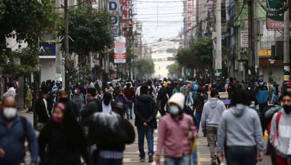 Los peruanos somos luchadores, emprendedores y capaces de vencer a las adversidades.