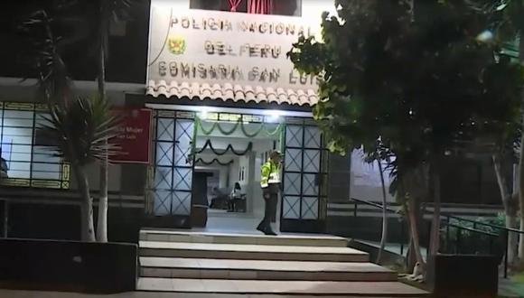 Mujer acusa a un mayor de la PNP de acosarla hace meses y agredirla por celos (TROME)