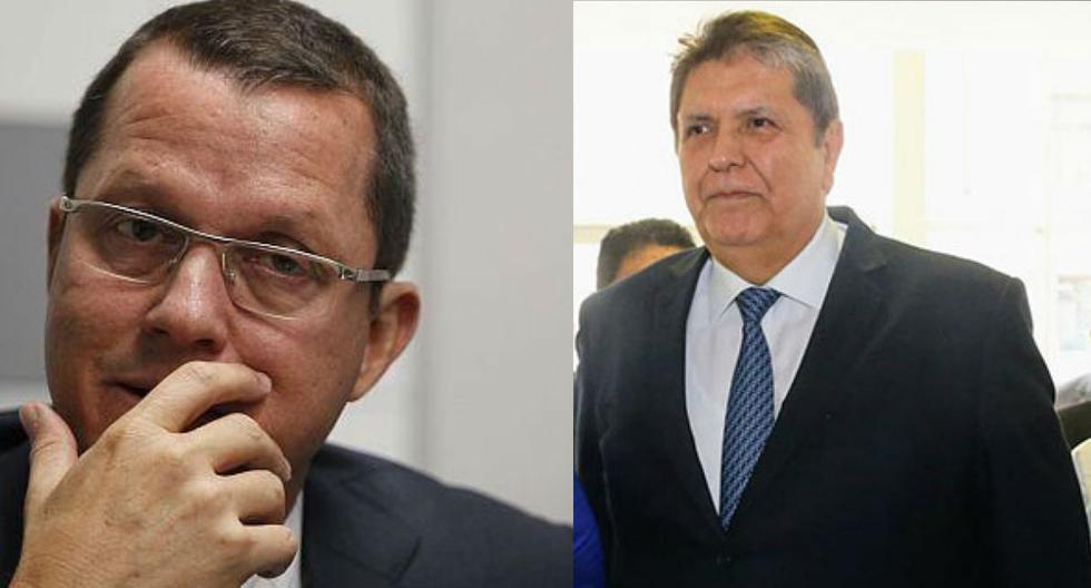 Jorge Barato quedó consternado por la muerte de Alan García. (GEC)