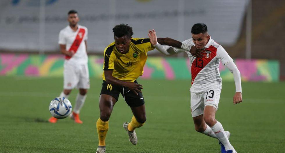 Perú vs. Jamaica (Fotos: Violeta Ayasta | GEC)