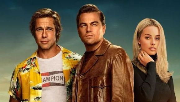 'Once Upon a Time in Hollywood'.