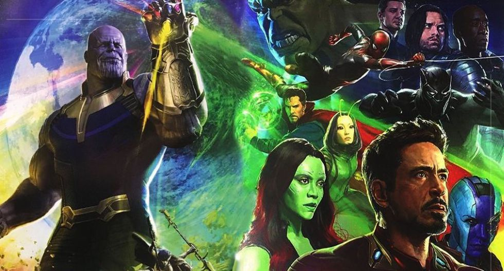 Avengers Infinity War: Se filtra parte del tráiler y fans enloquecen