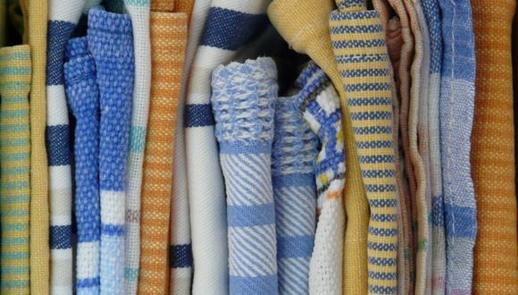 Los hay de algodón, fibra sintética o microfibra y siempre deben estar limpios. (Foto: Hans Braxmeier en Pixabay)