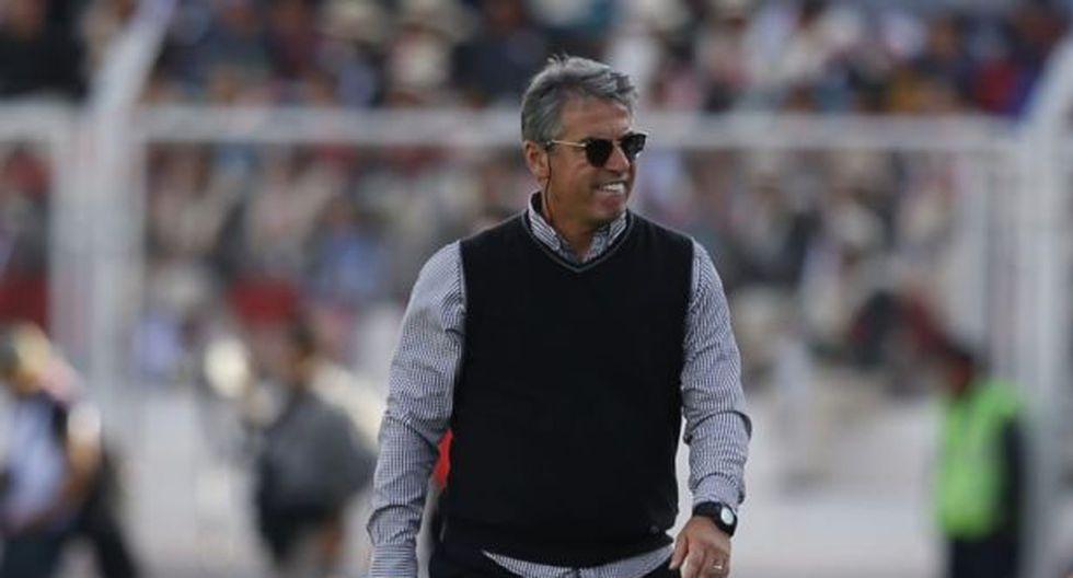 Bengoechea no cede y tras criticar al VAR ahora dijo esto en contra del árbitro Patricio Loustau para la final Alianza-Binacional