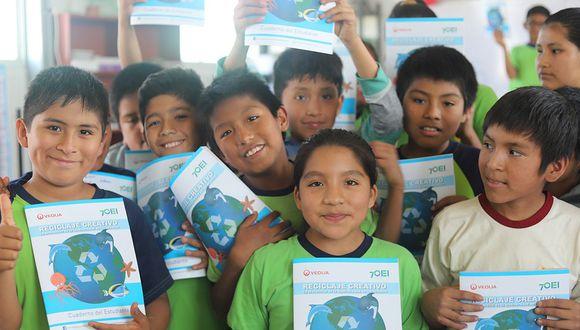 Lanzan concurso de educación ambiental que convoca anualmente a más de 30 mil estudiantes de colegios públicos.
