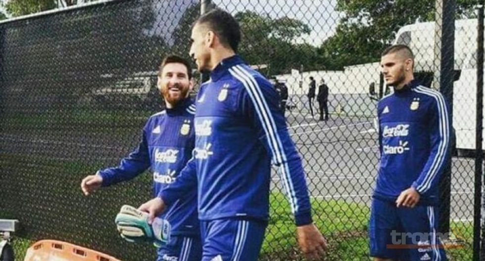 Mauro Icardi lanza  dardo a generación de Lionel Messi.