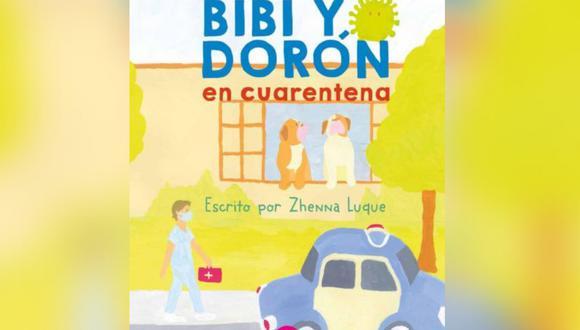 """Descubre la historia de """"Bibi y Dorón en cuarentena"""""""