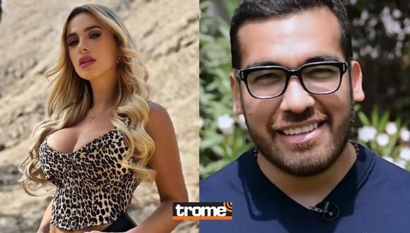 Jamila Dahabreh responde sobre presunto romance con alcalde Álvaro Paz de la Barra