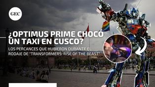 Transformers: Optimus Prime tuvo percances durante las grabaciones en Cusco
