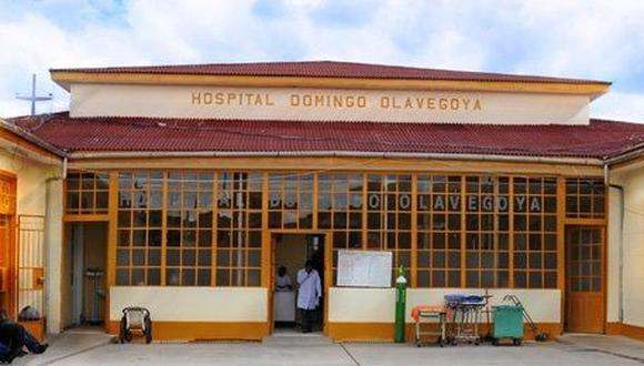 Una de las pacientes quedó internada en el hospital de Jauja