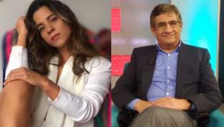 """Vanessa Terkes aseguró que reunión con Juan Sheput fue por tema de ayuda social: """"Es una excelente persona"""""""