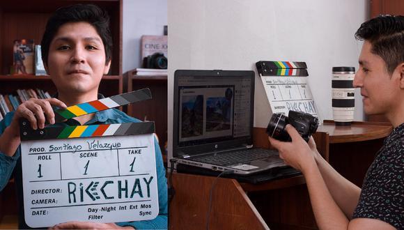 Fotógrafo da clases virtuales gratuitas a jóvenes de zonas vulnerables.