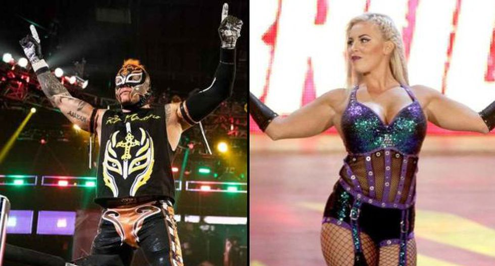 WWE Wrestlemania 36: Rey Mysterio y Dana Brooke están en cuarentena por Coronavirus