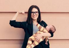 Siete cosas que hace una mamá empoderada