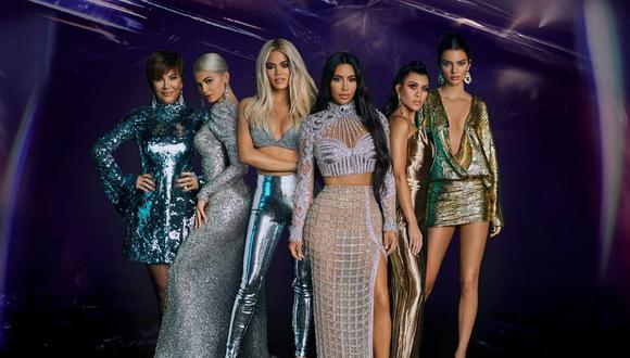 "Kris Jenner, Kylie Jenner, Khloé Kardashian,  Kim Kardashian, Kourtney Kardashian y Kendall Jenner protagonizaron el reality ""Keeping Up with the Kardashians"". (Foto: E! Entertainment Television)"