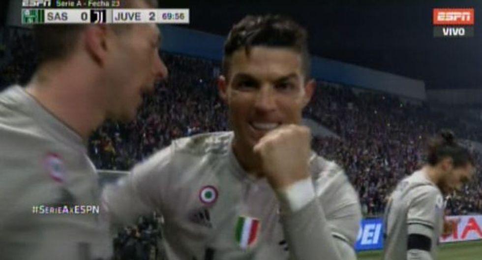 Gol 2 de Juventus