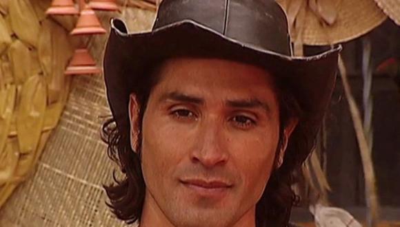 Carlos Sánchez se puso en los zapatos de 'Manolo' en Pasión de gavilanes (Foto: Caracol Televisión)