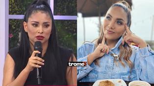 """Pamela Franco dice que Isabel Acevedo 'no existe' para ella: """"No significa nada"""""""