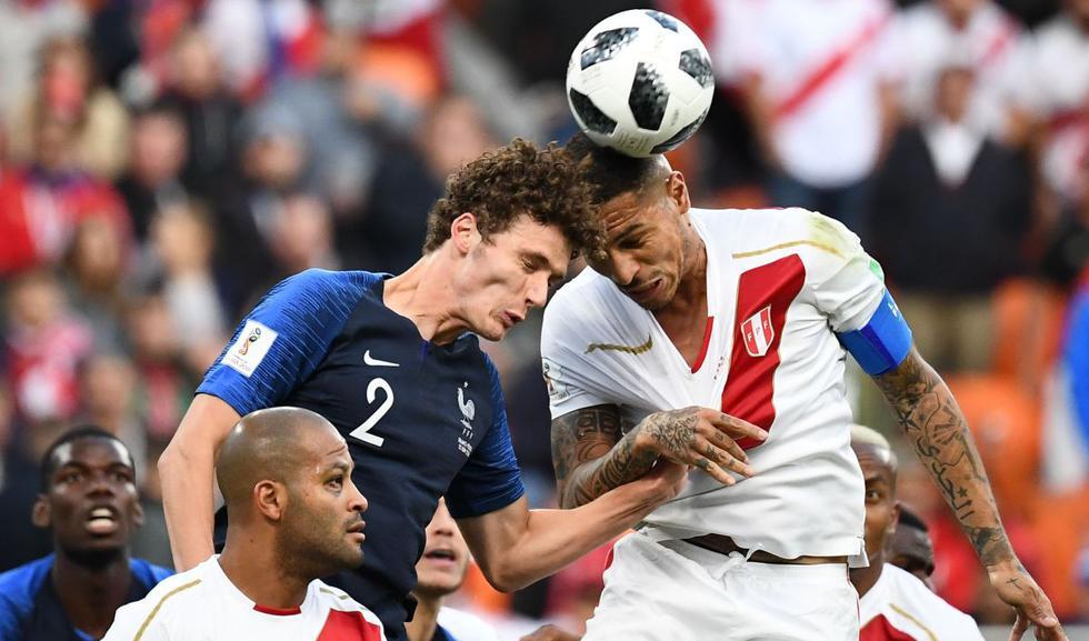 Perú vs. Francia EN VIVO HOY EN DIRECTO Latina, Directv y Tv Perú TV ONLINE partido crucial del Grupo C del Mundial Rusia 2018