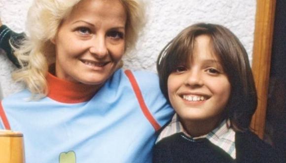 Marcela Basteri, la madre de Luis Miguel, habría tenido una trágica muerte.