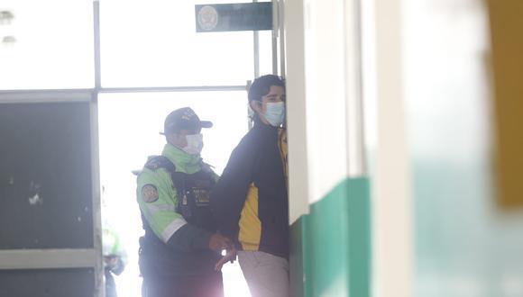 Los cinco procesados deberán cumplir nueves meses de prisión preventiva. (Foto: GEC)