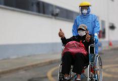 Perú registra más recuperados que casos nuevos por COVID-19 por seis días consecutivos
