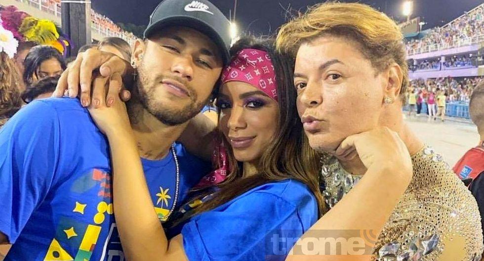 Neymar armó lío de faldas antes de viajar a París