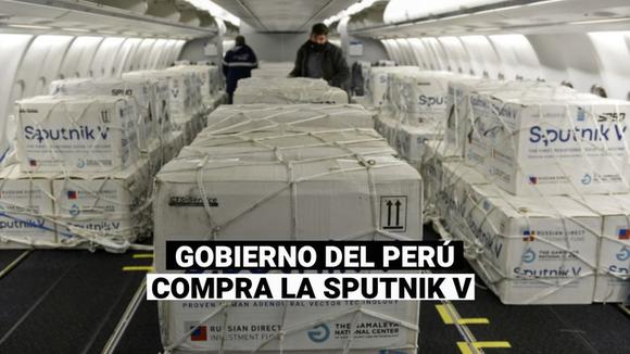 Minsa anuncia acuerdo para la compra de vacunas Sputnik V