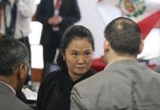 "Keiko Fujimori sobre aportes de $3,65 millones de Dionisio Romero: ""Se nos pidió reserva por temor a represalias"""
